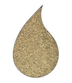 POUDRE A EMBOSSER WOW - METALLIC GOLD SPARKLE GLITTER - WS07R