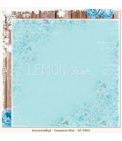 PAPIER GOSSAMER BLUE 05 - LEMON CRAFT