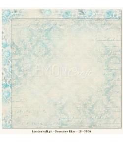 PAPIER GOSSAMER BLUE 06 - LEMON CRAFT