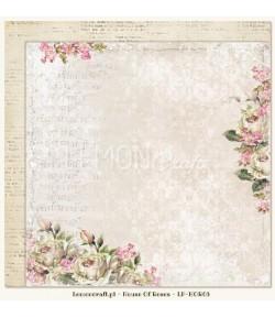 PAPIER HOUSE OF ROSES 03 - LEMON CRAFT