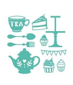 DIES TEA PARTY