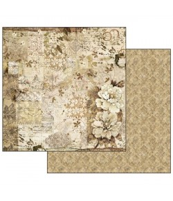 PAPIER 30X30 OLD LACE SBB523