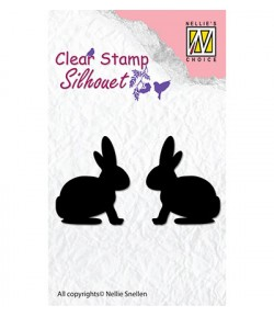 TAMPONS LAPINS - SIL030