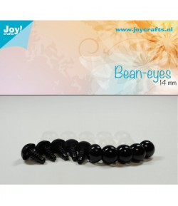 YEUX OURS 14MM X 10