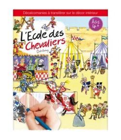 DECALCOMANIES L'ECOLE DES CHEVALIERS
