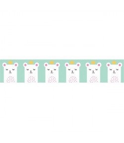 WASHI TAPE LITTLE PRINCESS
