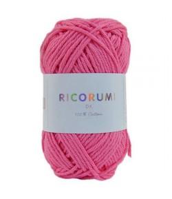 COTON RICORUMI ROSE BONBON (012)
