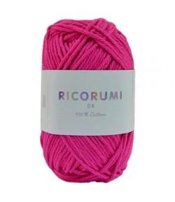 COTON RICORUMI FUCHSIA (014)