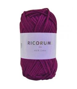 COTON RICORUMI LILAS (020)