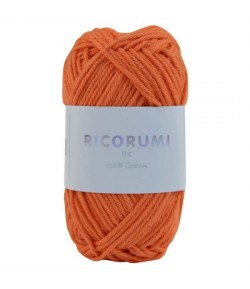COTON RICORUMI SMOKEY ORANGE (024)