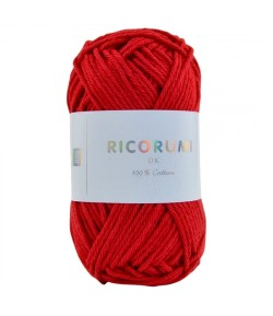 COTON RICORUMI ROUGE  (028)