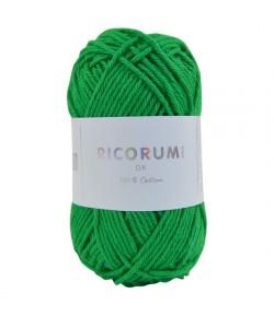 COTON RICORUMI  VERT (049)