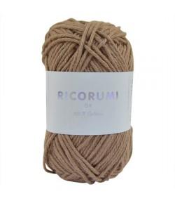 COTON RICORUMI  BRUN CLAIR (052)