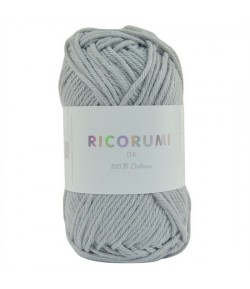 COTON RICORUMI GRIS ARGENT (058)