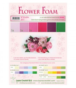 MOUSSE A4 - FAOM FLOWER - 05