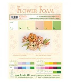 MOUSSE A4 - FAOM FLOWER - 06