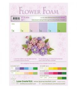 MOUSSE A4 - FAOM FLOWER - 03