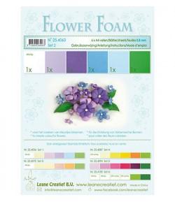 MOUSSE A4 - FAOM FLOWER - 01