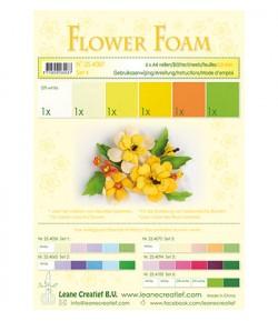 MOUSSE A4 - FAOM FLOWER - 02