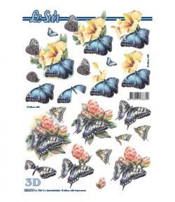 PAPIER SCRAP HH04 30 X 30