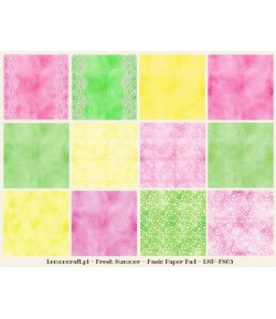 TAMPON CLEAR PANIER PAQUES 4.5X5.7CM