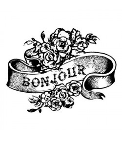 TAMPON CLEAR - BONJOUR
