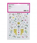 STICKERS WONDERLAND 6 FEUILLES