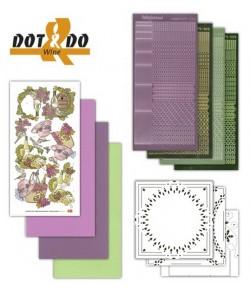 KIT 3D DOT VIN ET RAISINS DODO013