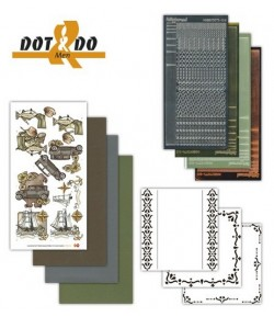 KIT 3D DOT AND DO MEN - 014