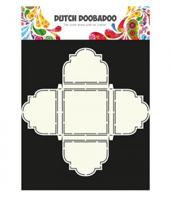 GABARIT BOX- DUTCH DOOBADOO (042)