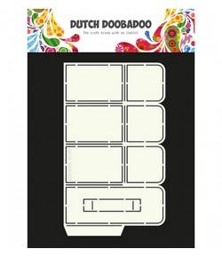 GABARIT BOX ART POPUP - DUTCH DOOBADOO (047)