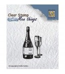 TAMPON CLEAR CHAMPAGNE 003