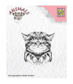 TAMPON CLEAR CHATON 017