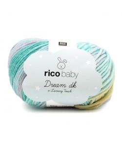 LAINE RICO BABY DREAM TURQUOISE  (006)
