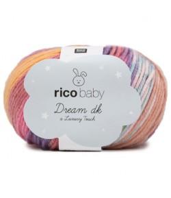LAINE RICO BABY DREAM LILAS/FUCHSIA (008)