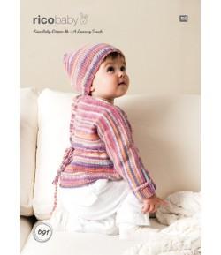 FICHE TRICOT  RICO BABY DREAM - 691