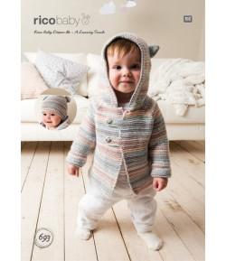 FICHE TRICOT  RICO BABY DREAM - 693