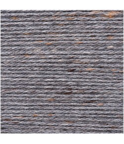 LAINE MERINO PLUS TWEED GRIS  (004)
