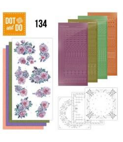 KIT 3D DOT AND DO OISEAUX - 134