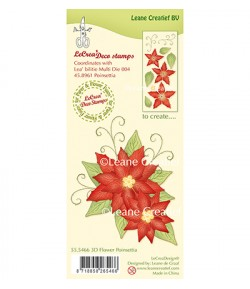 TAMPONS CLEAR POINSETTIA - 555466
