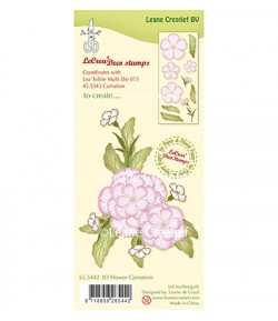 TAMPONS CLEAR FLEURS - 555442