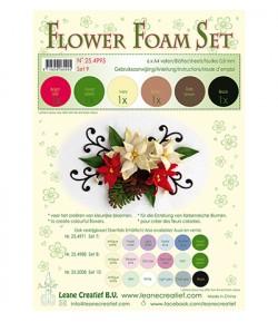 MOUSSE A4 - FOAM FLOWER - 09