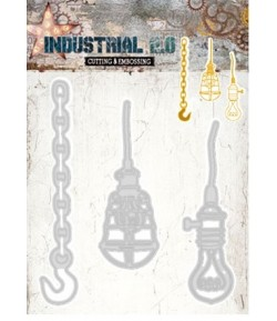 DIES INDUSTRIAL AMPOULES CHAINE