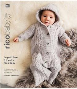 LIVRET TRICOT RICO BABY DREAM 022
