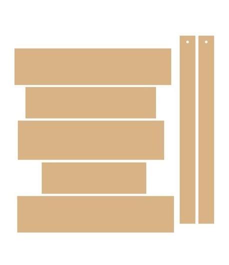 POCHOIR MOTIFS NOEL 14.7X20