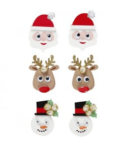 CHARMS CHRISTMAS CLOCHES ET CHAUSSETTE