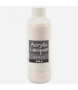 VERNIS ACRYLIQUE BRILLANT 250ML
