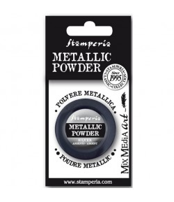 METALLIC POWDER ARGENT 25ML