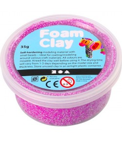 PATE A MODELER FOAM CLAY MAUVE - 35 G