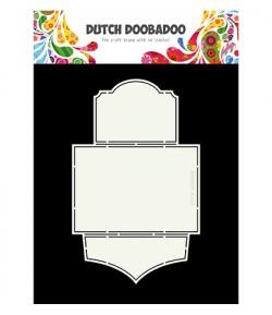 GABARIT CARD ART - DUTCH DOOBADOO (678)
